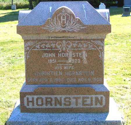HORNSTEIN, JOHN - Benton County, Iowa | JOHN HORNSTEIN