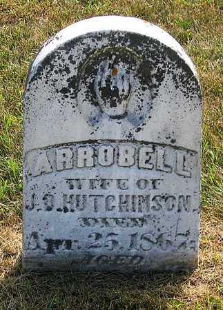 HUTCHINSON, ARROBELL - Benton County, Iowa | ARROBELL HUTCHINSON
