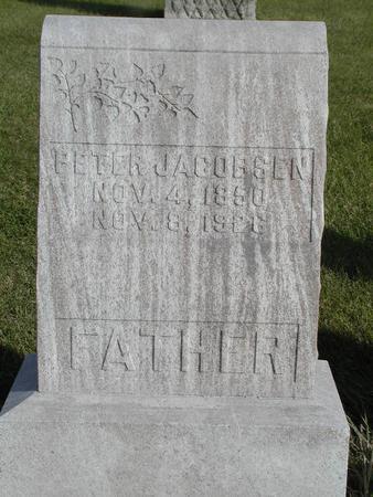 JACOBSEN, PETER - Benton County, Iowa | PETER JACOBSEN