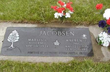 JACOBSEN, WARREN - Benton County, Iowa | WARREN JACOBSEN