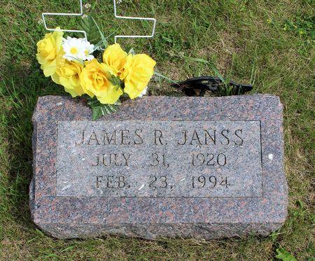 JANSS, JAMES R. - Benton County, Iowa | JAMES R. JANSS