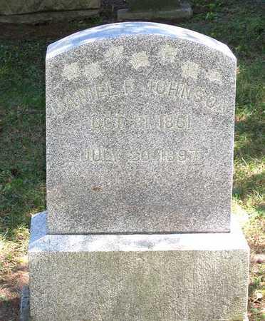 JOHNSON, DANIEL F. - Benton County, Iowa | DANIEL F. JOHNSON