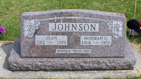 JOHNSON, JEAN - Benton County, Iowa | JEAN JOHNSON