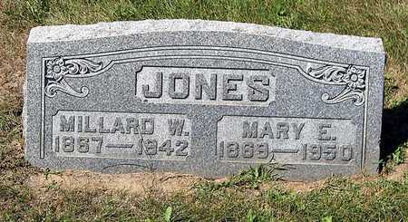 JONES, MILLARD W. - Benton County, Iowa | MILLARD W. JONES