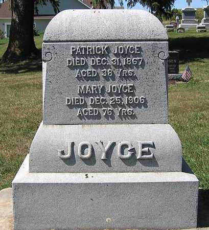 JOYCE, MARY - Benton County, Iowa | MARY JOYCE