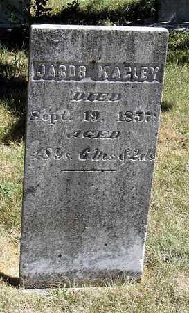 KAGLEY, JACOB - Benton County, Iowa   JACOB KAGLEY