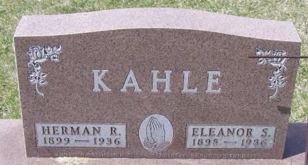 KAHLE, HERMAN R - Benton County, Iowa | HERMAN R KAHLE