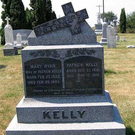 KELLY, MARY - Benton County, Iowa | MARY KELLY