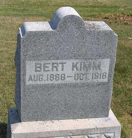 KIMM, ALBERT - Benton County, Iowa | ALBERT KIMM