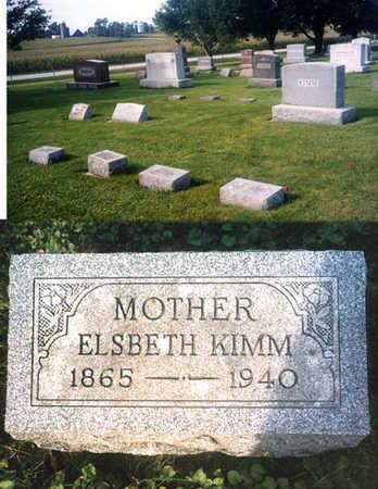 ZIEGLER KIMM, ELISABETH - Benton County, Iowa | ELISABETH ZIEGLER KIMM