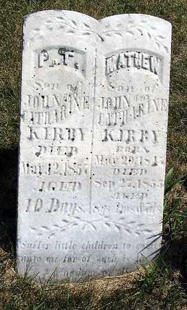 KIRBY, MATHEW - Benton County, Iowa | MATHEW KIRBY