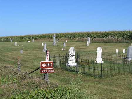 KIRCHNER, CEMETERY - Benton County, Iowa   CEMETERY KIRCHNER