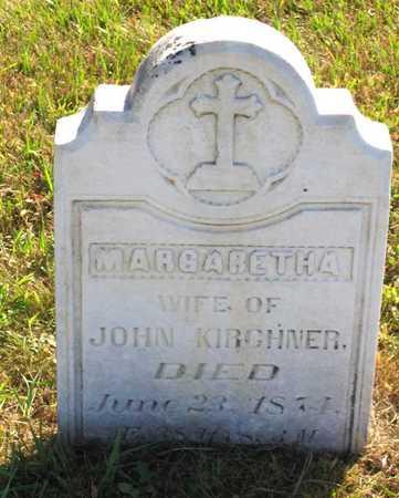 KIRCHNER, MARGARETHA - Benton County, Iowa | MARGARETHA KIRCHNER