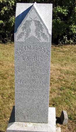 LARUE, CHAMBERS C. - Benton County, Iowa | CHAMBERS C. LARUE