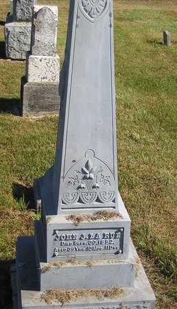 LARUE, JOHN J. - Benton County, Iowa | JOHN J. LARUE
