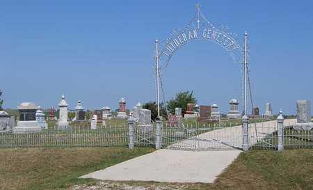 LUTHERAN, CEMETERY - Benton County, Iowa | CEMETERY LUTHERAN