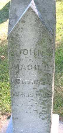 MAGILL, JOHN - Benton County, Iowa | JOHN MAGILL