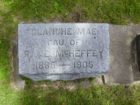 MCHEFFEY, BLANCHE MAE - Benton County, Iowa | BLANCHE MAE MCHEFFEY