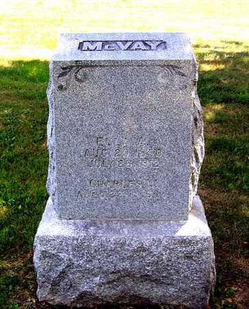 MCVAY, CHARLES N. - Benton County, Iowa | CHARLES N. MCVAY