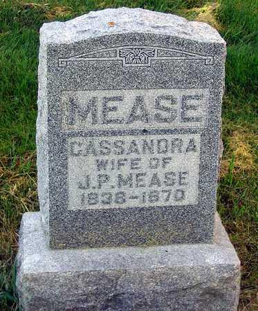 MEASE, CASSANDRA - Benton County, Iowa | CASSANDRA MEASE