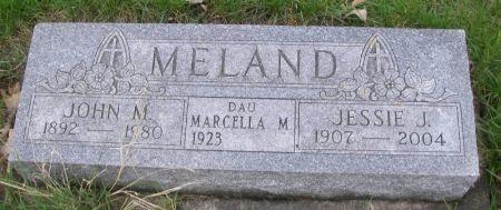 MELAND, JESSIE J. - Benton County, Iowa | JESSIE J. MELAND