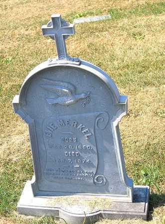 MERKEL, EVIE - Benton County, Iowa | EVIE MERKEL