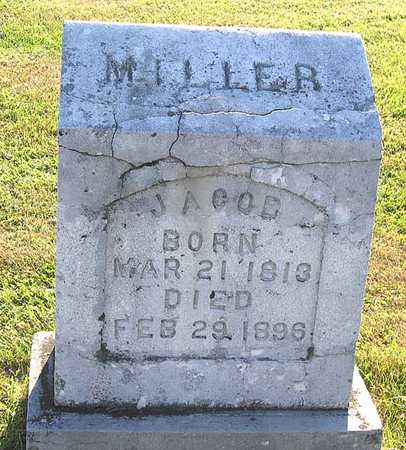 MILLER, JACOB - Benton County, Iowa | JACOB MILLER
