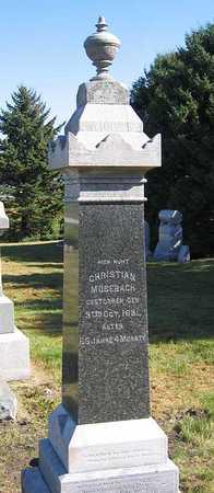 MOSEBACH, CHRISTIAN - Benton County, Iowa | CHRISTIAN MOSEBACH