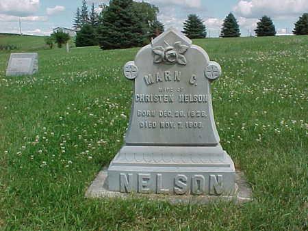 NELSON, MARN - Benton County, Iowa | MARN NELSON