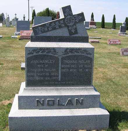 NOLAN, THOMAS - Benton County, Iowa | THOMAS NOLAN