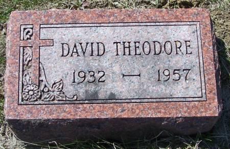 NOLTE, DAVID THEODORE - Benton County, Iowa | DAVID THEODORE NOLTE
