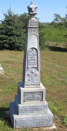 NORTH, NANCY ROBBINS - Benton County, Iowa | NANCY ROBBINS NORTH