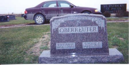 SCHULTE OBERREUTER, LOUISE - Benton County, Iowa | LOUISE SCHULTE OBERREUTER