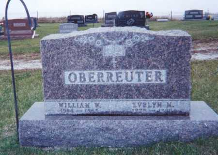 OBERREUTER, EVELYN MARGARET - Benton County, Iowa | EVELYN MARGARET OBERREUTER