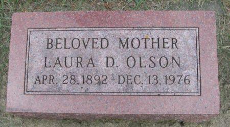 OLSON, LAURA D. - Benton County, Iowa   LAURA D. OLSON