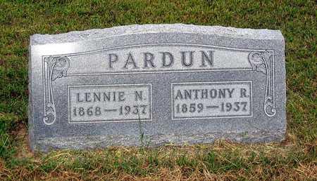 PARDUN, LENNIE N. - Benton County, Iowa | LENNIE N. PARDUN