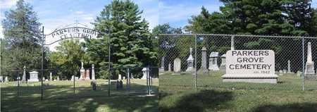 PARKERS GROVE, CEMETERY - Benton County, Iowa | CEMETERY PARKERS GROVE