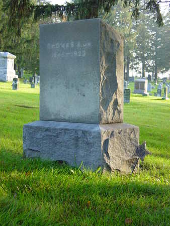 PAVEY, THOMAS JR. - Benton County, Iowa | THOMAS JR. PAVEY
