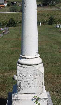 PETERS, CHRISTINA - Benton County, Iowa | CHRISTINA PETERS