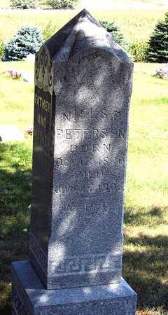 PETERSEN, NIELS P. - Benton County, Iowa | NIELS P. PETERSEN