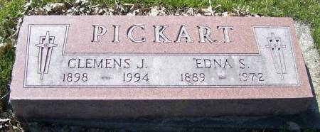 PICKART, CLEMENS J - Benton County, Iowa | CLEMENS J PICKART
