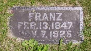 PIEPER, FRANZ - Benton County, Iowa | FRANZ PIEPER