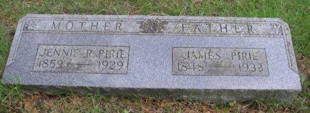 PIRIE, JAMES - Benton County, Iowa | JAMES PIRIE