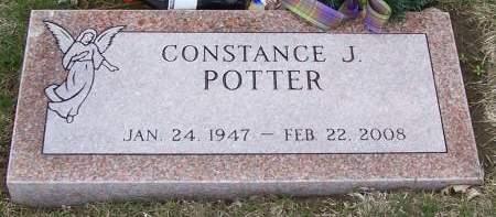 POTTER, CONSTANCE J - Benton County, Iowa | CONSTANCE J POTTER