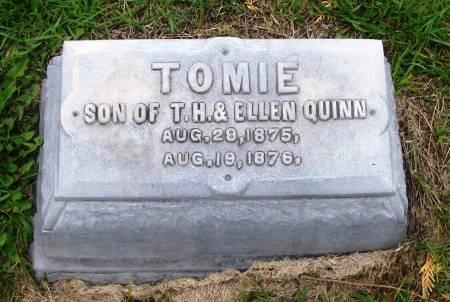 QUINN, TOMIE - Benton County, Iowa | TOMIE QUINN