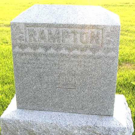RAMPTON, ANTHONY - Benton County, Iowa | ANTHONY RAMPTON