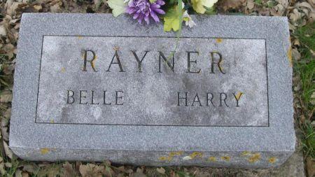 RAYNER, BELLE - Benton County, Iowa   BELLE RAYNER