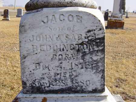 REDDINGTON, JACOB - Benton County, Iowa | JACOB REDDINGTON