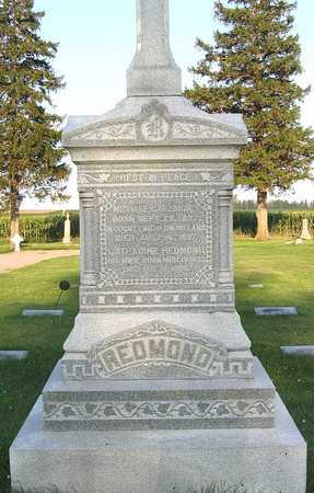 REDMOND, MICHAEL C. - Benton County, Iowa | MICHAEL C. REDMOND