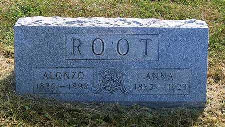 ROOT, ALONZO - Benton County, Iowa | ALONZO ROOT
